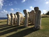 Memorial to drowned slaves