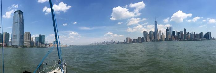 """New York, New York…!"""