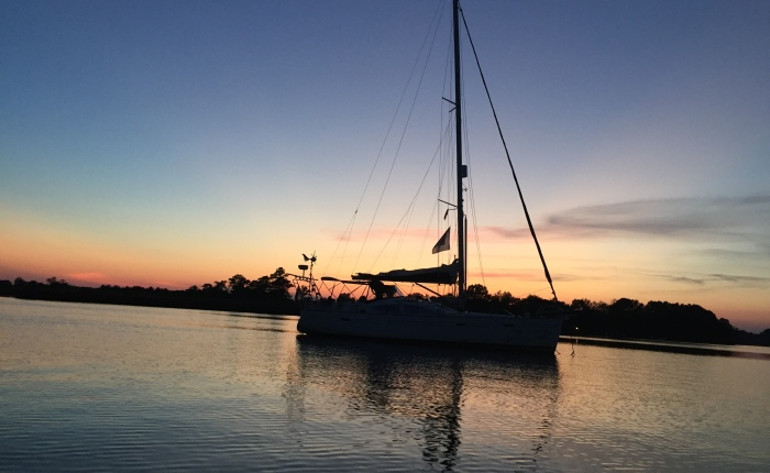 Sailing, Golden and Blue… A review of the Dawn Chorus adventure… so far :)